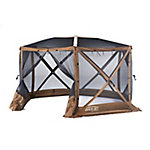 CLAM Sky Screen Shelter 6 Side Screen Roof 12873