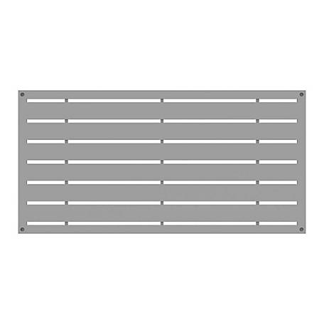 Xpanse Greater Outdoors Decorative Screen Panel Boardwalk Clay, 73042823