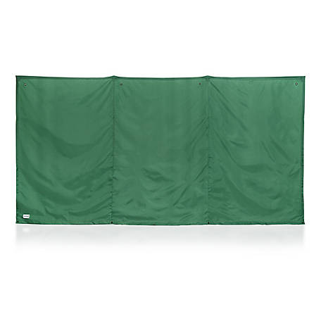 WallUp! Privacy Wall Green 6 ft. x 12 ft., ODAC-WU1000-04
