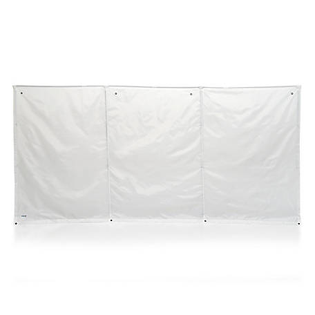 WallUp! Privacy Wall White 6 ft. x 12 ft., ODAC-WU4000-04