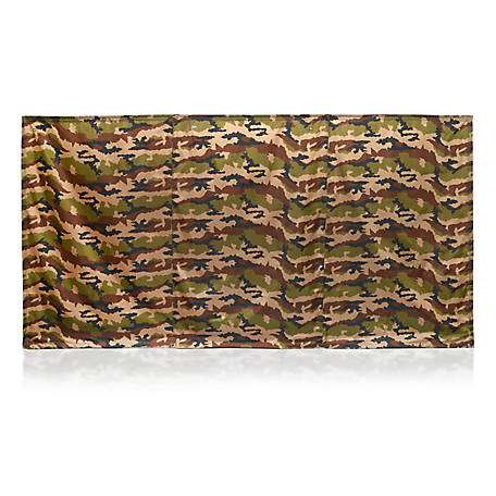 WallUp! Privacy Wall Camo 6 ft. x 12 ft., ODAC-WU5000-04