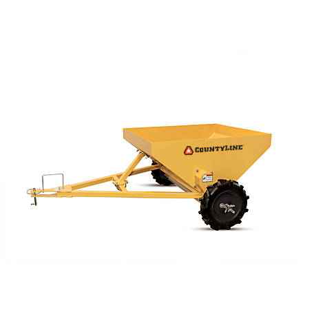 CountyLine 10 Bushel ATV Manure Spreader, MS1002