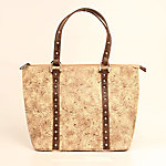 Blazin Roxx Lydia Tote Concealed Weapon Taupe N7511041
