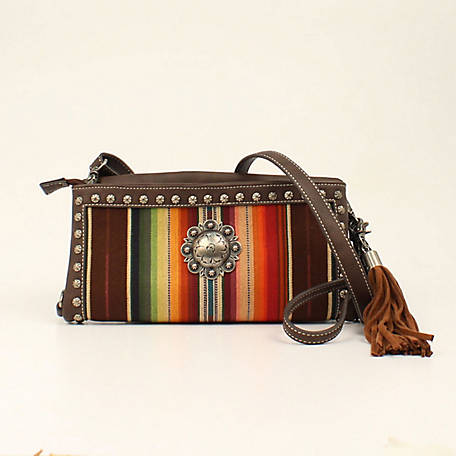 Blazin Roxx Josie Crossbody Clutch Multi N7513497