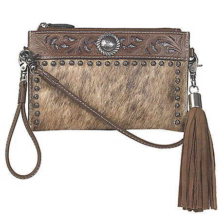Blazin Roxx Lynlee Crossbody Belt Bag Brown N770002102