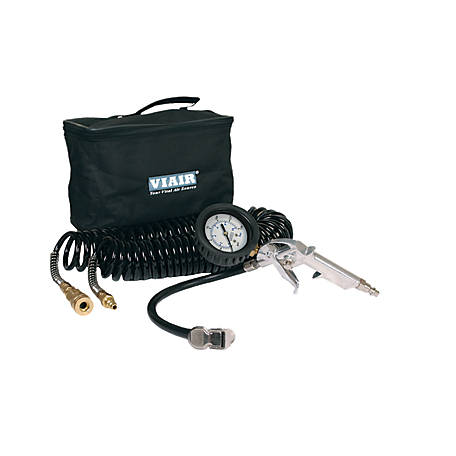 Viair Inflation Kit with 2.5 Gauge Tire Gun, 43