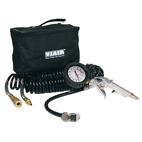 Viair Inflation Kit with 2.5 Tire Gun 200 PSI, 47