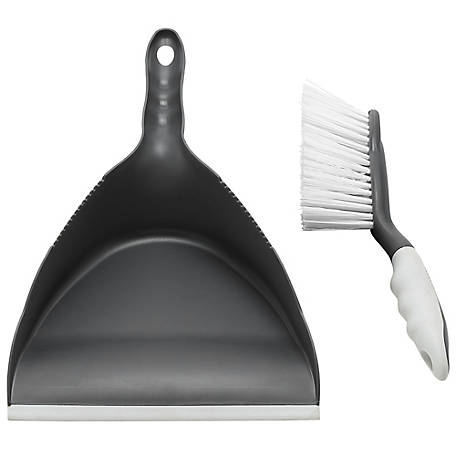 Barn Star Mini Dust Pan & Brush Set, TSC-L20-0816