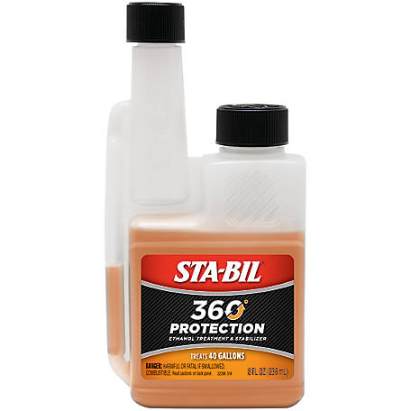 Sta-Bil 360 Protection Ethanol Treatment, 8 oz., 22288