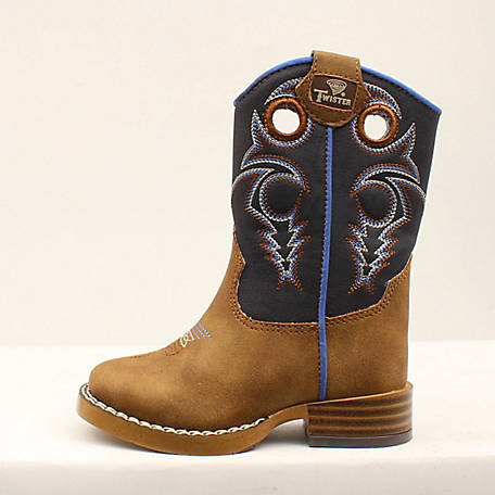 Twister Boys' Ben Western Boots