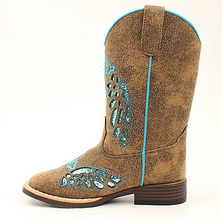 Twister Girls' Gracie Western Boots