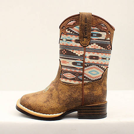 Twister Girls' Magan Western Boot