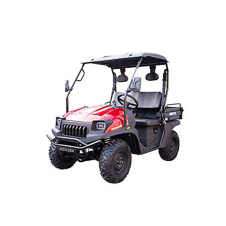 Bighorn Homestead 200 HL UTV Red, TSC-CUV:200-VXL-RED