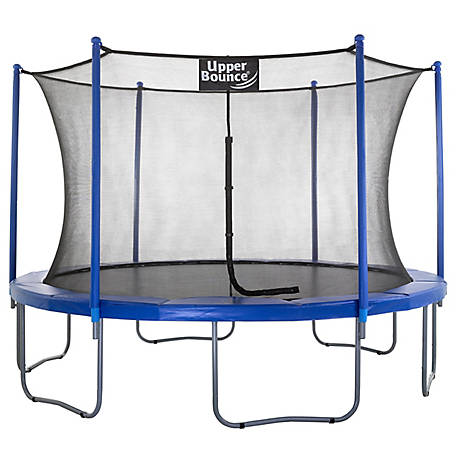 Upper Bounce 12 ft. Trampoline with Enclosure Set, UBSF01-12