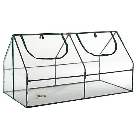 Ogrow Seed Starter Greenhouse Cloche, OG7036-M