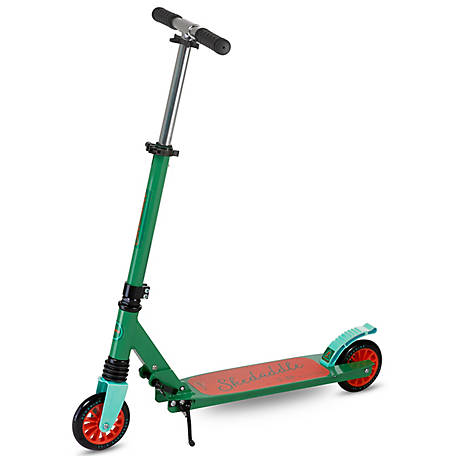 Scooride Skedaddle Adult Kick Scooter, SRS01-GN