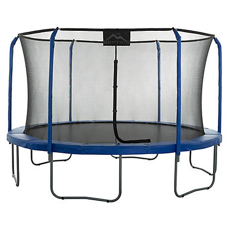Upper Bounce Skytric 15 ft. Trampoline with Enclosure, UBSF02-15