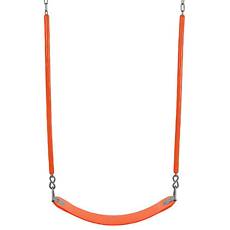 Swingan Soft Grip Belt Swing- Orange, SW27CS-OR