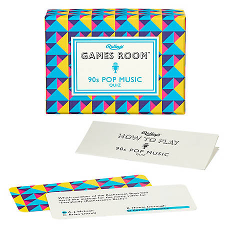 Ridley's Games 90S Pop Music Quiz, AGAM046