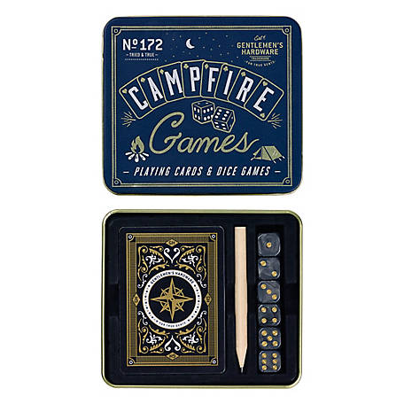 Gentlemen's Hardware Campfire Games USA, AGEN172