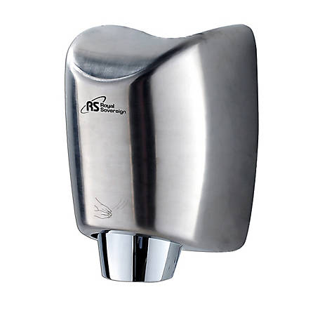 Royal Sovereign Stainless Steel Hand Dryer, RTHD-431SS