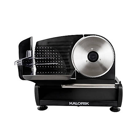 Kalorik 200 W Professional Food Slicer Black, AS 45493 BK