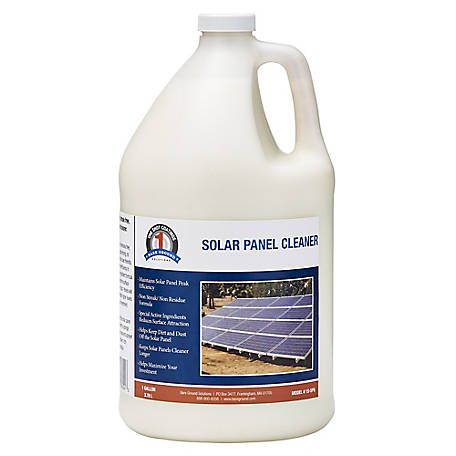 1 Shot Solar Panel Cleaner, 1S-SOLARC