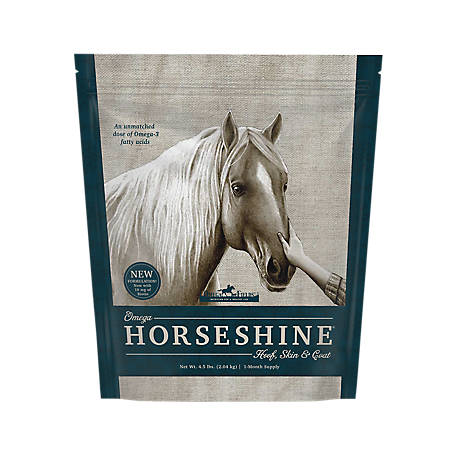 Omega Fields Omega Horseshine 4.5 lb., OHS4.5