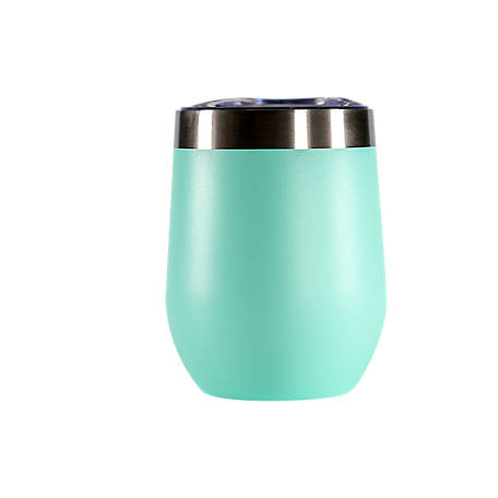 nICE 12Oz Wine Cup-Seafoam Green, WPF-519565