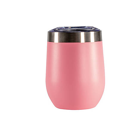 nICE 12Oz Wine Cup-Pink,  WPF-519572
