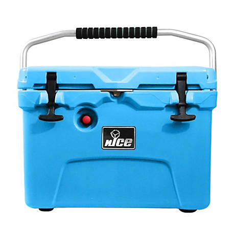 nICE 20Qt Cooler-Light Blue, CKR-511514