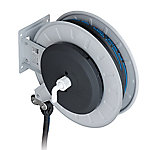 Piusi USA Def Hose Reel With Hose 50 ft., F0075011B
