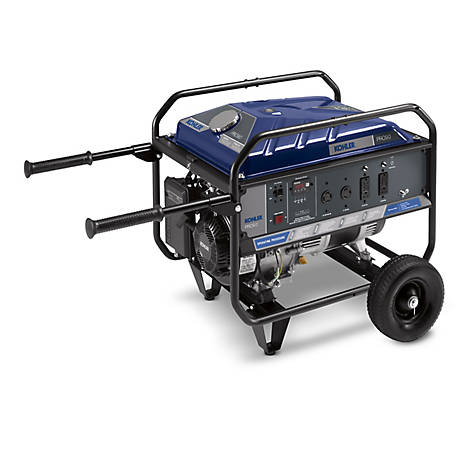 Kohler PRO 9.0, 9000W Max/7200 Continuous Portable Generator, 429cc Kohler Engine with Recoil Start, PA-PRO90-3002