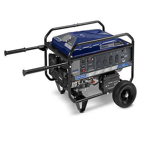 Kohler PRO 9 0, 9000W Max/7200 Continuous Portable Generator, 429cc Kohler  Engine with Electric Start, PA-PRO90E-3002 at Tractor Supply Co