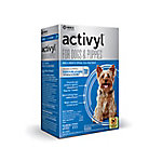 activyl for Toy Dogs/Puppies 4-14 lb., 3 Doses, 21288740