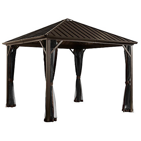Sojag Dakota Gazebo 10 x 12 ft., 500-9165029
