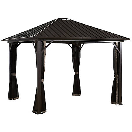 Sojag Genova Gazebo 10 x 10 ft., 500-9165036