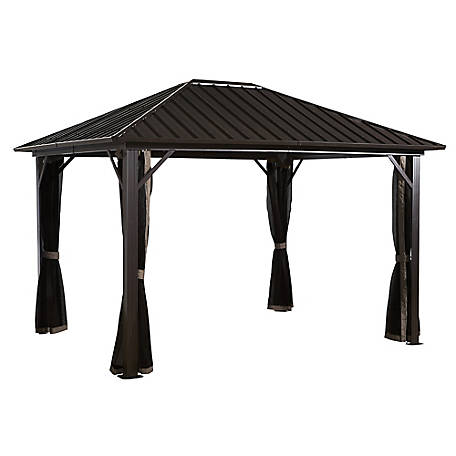 Sojag Genova Gazebo 10 x 14 ft., 500-9165043
