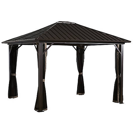 Sojag Genova Gazebo 12 x 12 ft., 500-9165050