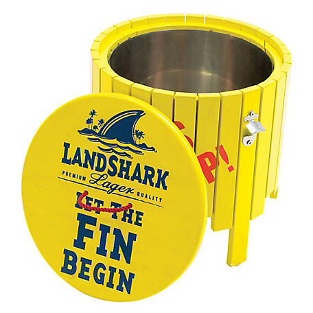 Margaritaville Landshark Beverage Cooler Fins Up, T200MV-1