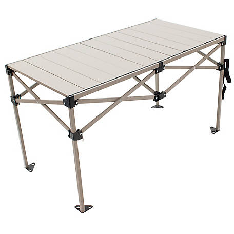RIO Gear Aluminum Roll Table 48 X 25 in., T648-1