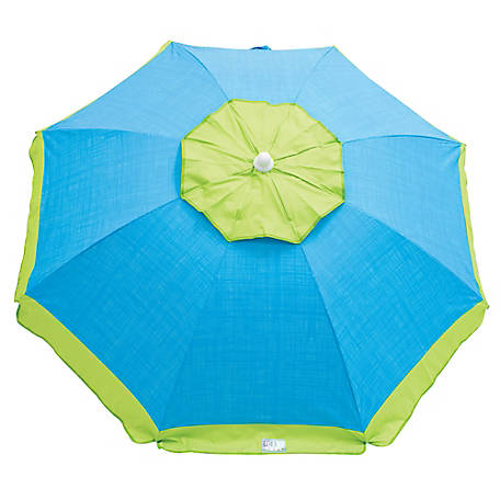RIO Beach 6 Ft. Tilt Beach Umbrella, UB78-1912-1