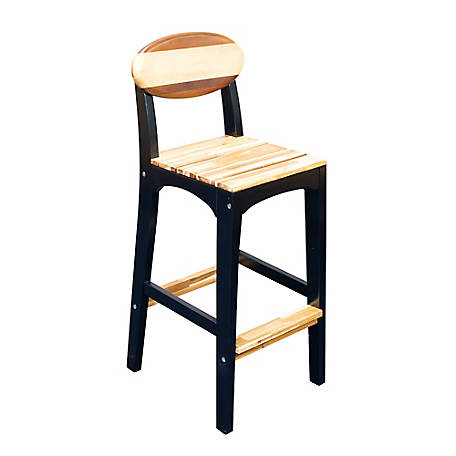 RIO Innovations Woody Surf Bar Stool WYBS1-1