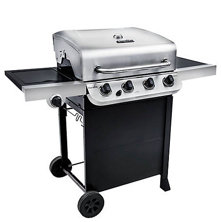 Char-Broil Performance Series 4-Burner Gas Grill, 463376519