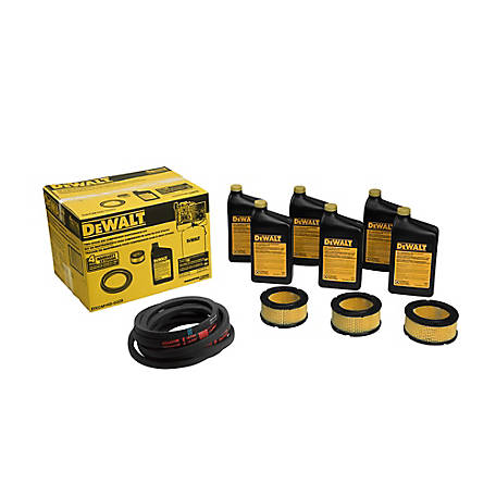 DeWALT 5 HP Two Stage Maintenance Kit, DXCM165-0329