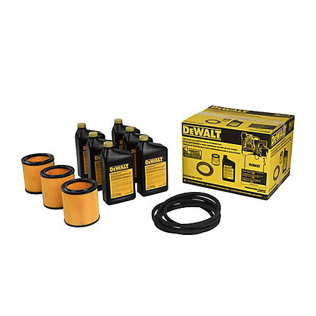 DeWALT 7.5 HP Two Stage Maintenance Kit, DXCM165-0330