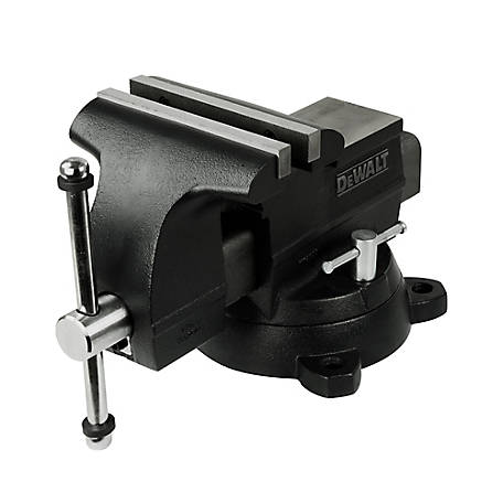 DeWALT 8 in. Heavy Duty Workshop Bench Vise, DXCMWSV8
