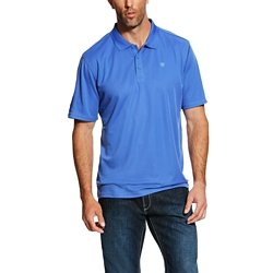 Shop Ariat Men's Tek Polo Shirt at Tractor Supply Co.