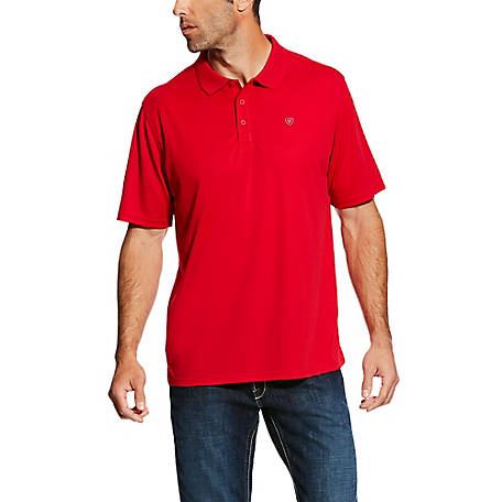 Ariat Men's Tek Polo Shirt