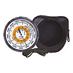 Sun Company Altimeter 202 - Battery-Free Altimeter & Barometer with Leather Case, 202